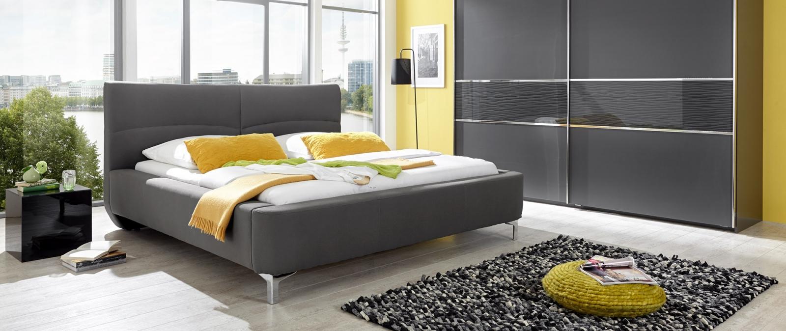 Moderne Schlafzimmer - BBM Einrichtungshaus