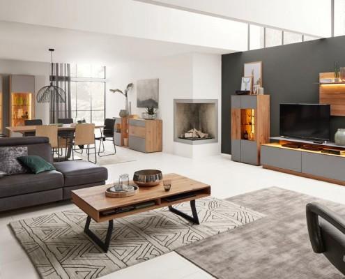 modernes-wohnzimmer-grau-holz