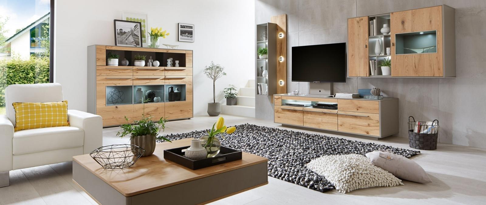 Wohnzimmereinrichtung Ideen - BBM Einrichtungshaus